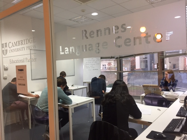 Toeic RENNES